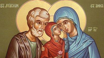 Българската Православна църква отбелязва зачатието на светаАнна на 9 декември