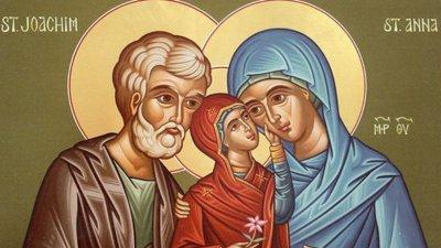 На 3-и февруари почитаме паметта на света Анна