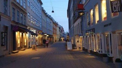 Мерките в Дания постепенно се разхлабват. Снимки Христина Георгиева