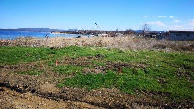 Община Бургас отне от цялата редица крайбрежни имоти до ¼ от тяхната квадратура. Снимки Община Бургас