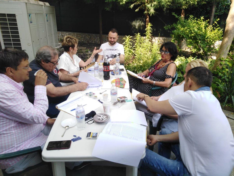 Подборната комисия избра кои песни ще звучат на 3-ти август в Летния театър. Снимка Община Бургас