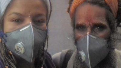 Глория е имала желание да продължи пътешествието си в Индия заедно със своя гуру, но властите не й позволили. Снимки Глория Антонова