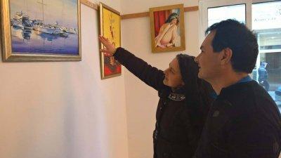 Изложбата ще бъде открита на 19-и март от 17.30 часа