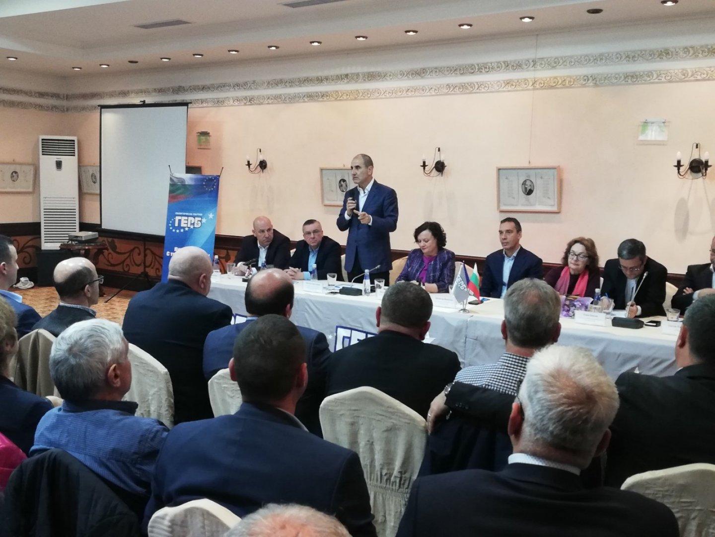 250 членове на ГЕРБ взеха участие в семинара. Снимки ГЕРБ - Бургас