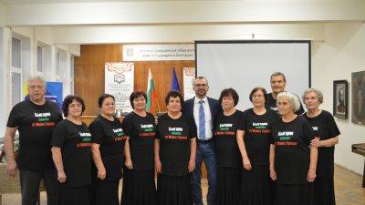 Клуб Преображение също участваше в програмата. Снимки Областна управа - Бургас
