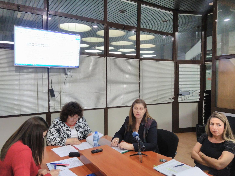 Докладната записка бе дебатирана на заседание на комисията. Снимка ОбС - Варна