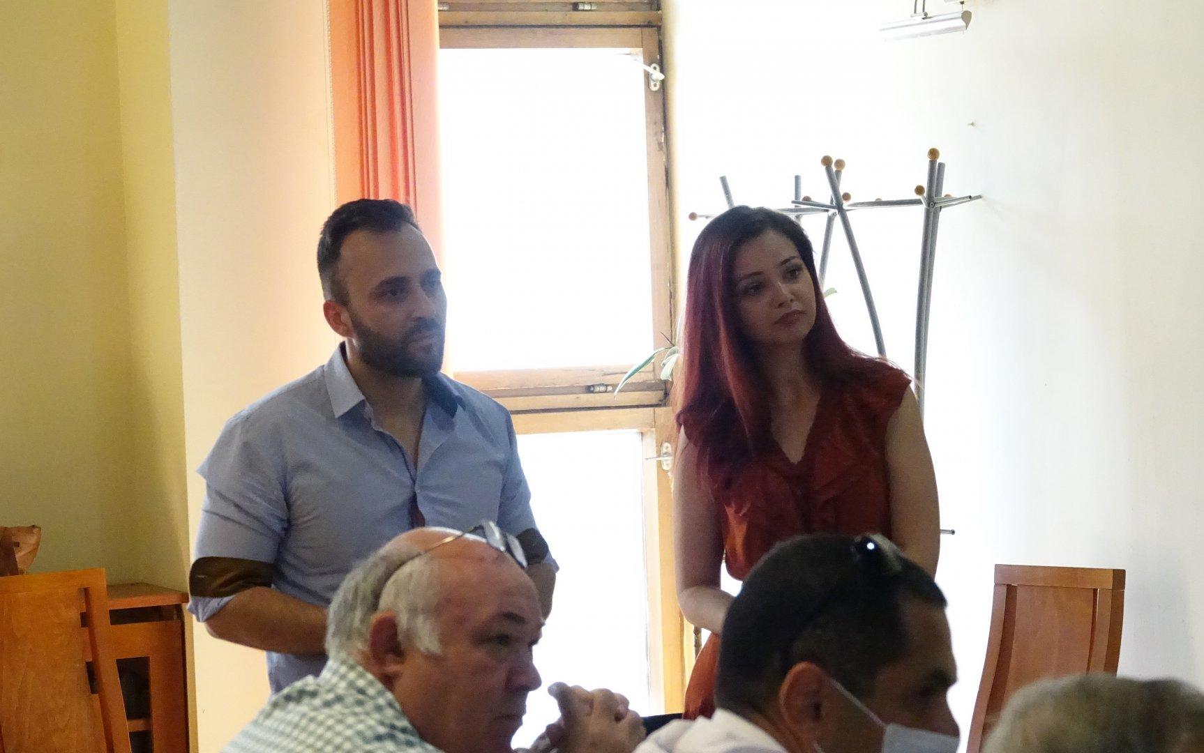 Предложението на продуцентите бе разгледана на заседание на комисията. Снимка ОбС - Варна
