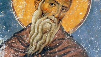 Преподобни Иларион силно копнеел за самота. Като взел със себе си някои от братята, отдалечил се от манастира