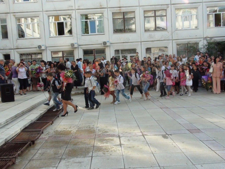По време на ремонта учениците ще бъдат преместени в други школа