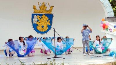 Карнавалът е традиционен за Бургас