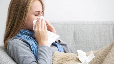 При острите респираторни заболявания има възпаление на дихателните пътища. Снимката е илюстративна