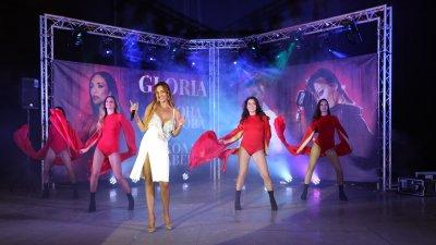 Глория изнесе емоционален концерт в Летния театър на Бургас. Сега й предстои гостуване в Пловдив