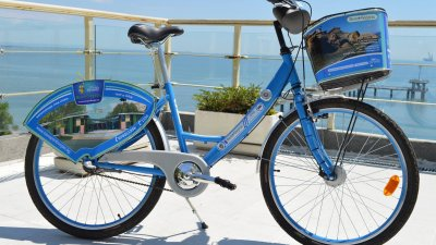 Системата за наемане на велосипеди Вело Бургас ще заработи от утре. Снимка Община Бургас