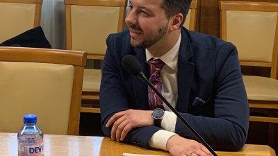 Новият главен архитект на Бургас емил Бурулянов спечели с концепцията си Посока Бургас 2020+20. Снимки Община Бургас