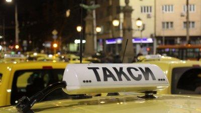Докладната записка в подкрепа на таксиметровите шофьори. Снимката е илюстративна