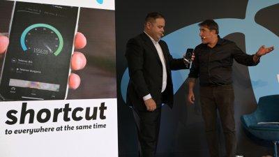 Гостуващите клиенти на Теленор станаха свидетели на скорости достигащи до над 1.5 гигабита в секунда за сваляне и 113 мегабита за качване на данни