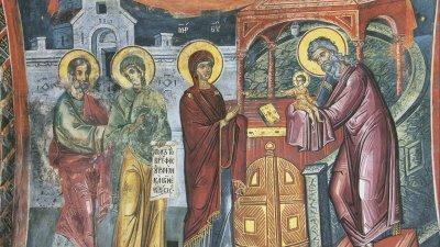 Днес е един от 12-те големи християнски празници