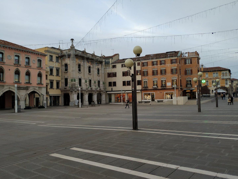 Това са част от мерките на италианското правителство в борбата с COVID-19. Снимка Десислава Георгиева