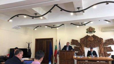 Решението бе взето на заседание на местния парламент. Снимка ОбС - Царево