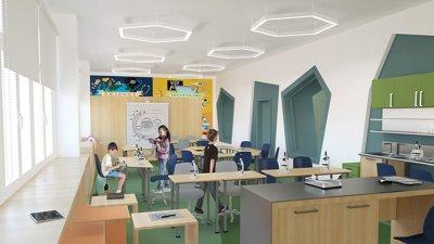 Дейностите ще стартират от началото на новата учебна година. Снимка Община Бургас