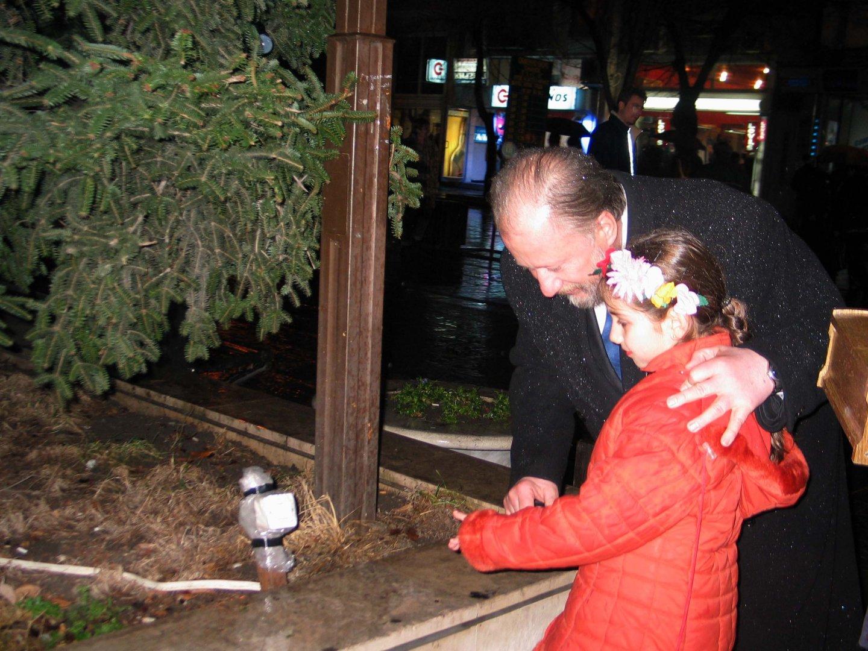 Началото на традицията е поставено по времето на кмета Йоан Костадинов. Снимки Лина Главинова
