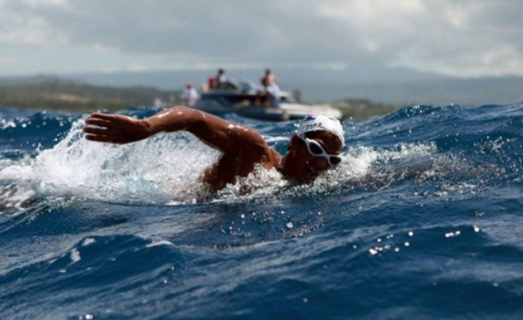 Плувният маратон ще се проведе при подходящи условия. Снимка Архив