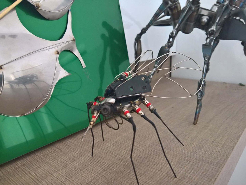Тази муха ще бъде част от експонатите в изложбата