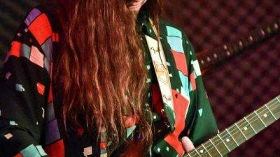 Георги Мархолев ще свири с Фуриите на Джулая. Снимки Личен архив
