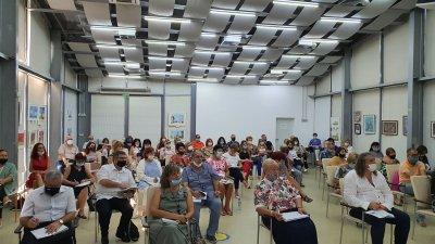 Директорите поискаха дворовете да се ползват само от организирани групи. Снимки Община Бургас