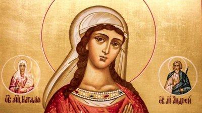 При строго постническо житие преподобна Пелагия блажено починала в своята килия – затвор на 8 откомври 461 година