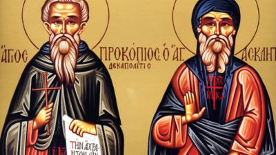 Йоаникий станал съмишленик на иконоборците, които се обявявали против иконите и преследвали техните почитатели