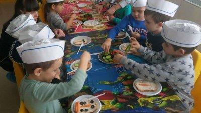 Децата ще готвят на площада здравословни храни