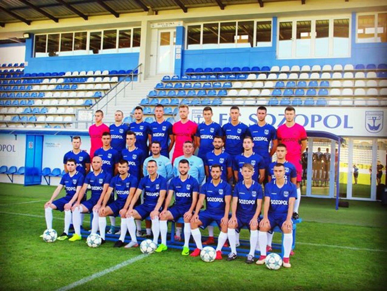 Първата тренировка на тима е планирана за 9-ти януари. Снимка ФК Созопол