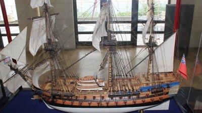 180 макети на кораби ще участват в състезанието