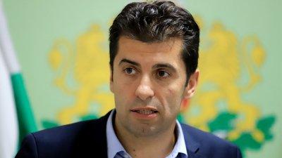 Кирил Петков ще се срещне и с кмета на Бургас Димитър Николов. Снимка БНР