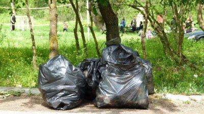 На 14-ти ще се проведе и националната кампания Да изчистим България заедно. Снимка Община Бургас