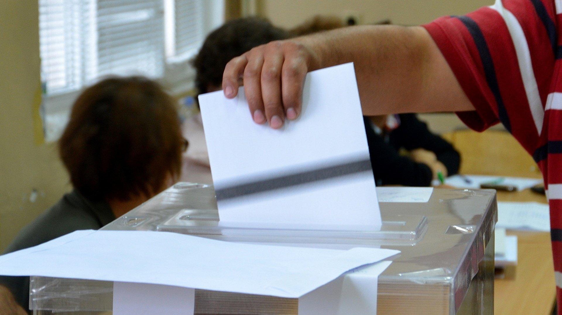 Европейските избори в България ще се проведат на 26-ти май. Снимка Архив