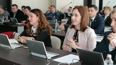 Докладната записка бе приета с 48 гласа за. Снимки Лина Главинова и архив Черноморие-бг