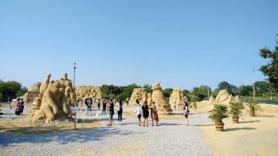 Фестивалът тази година ще бъде открит в началото на юли. Снимка Архив Община Бургас