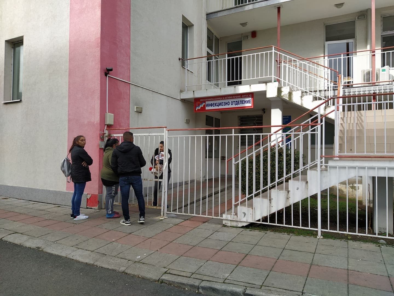 Дежурства ще дават и медици от други отделения. Снимка Архив Черноморие-бг