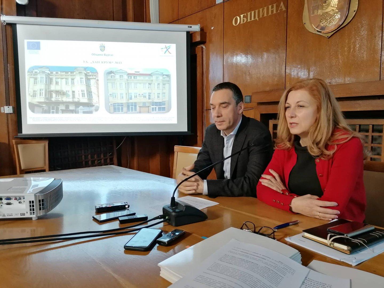 Очакваме да разберем как ще продължи втория етап на програмата, каза кметът Николов. Снимка Лина Главинова