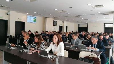 Предложението е на група съветници от ГЕРБ в местния парламент. Снимка Архив Черноморие-бг