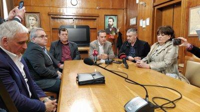 Общинският щаб за борба с корона вируса е начертал мерките за превенция. Снимка Авторът