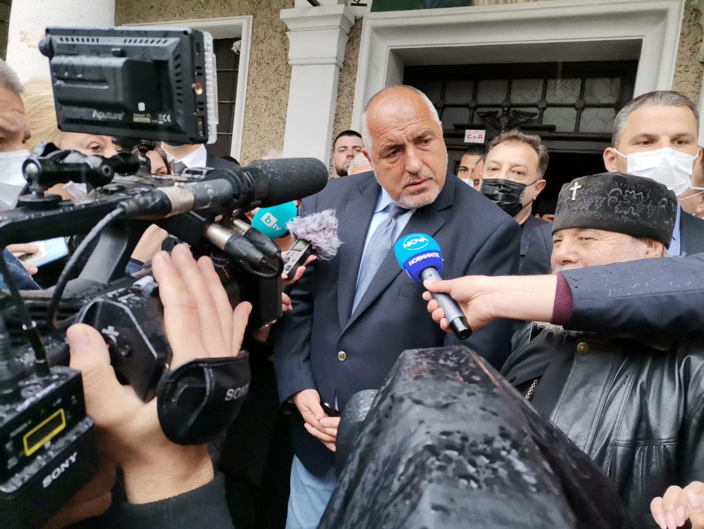 Министър-председателят посочи, че политическите партии трябва да проявят мъдрост и отговорност и тези, които могат да съставят правителство, не трябва да дезертират. Снимка Министерски съвет