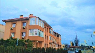 Сградите, които се обновяват по програмата са с до 35 апартамента. Снимка Община Бургас