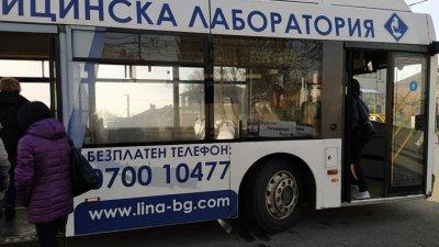 Курсовете по линия 18 и 18а се възстановяват от утре. Снимка Архив Черноморие-бг