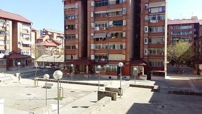 Улиците в Барселона са пусти от дни. Излиза се само до магазина веднъж в седмицата. Снимки Таня Петкова Руис Серон