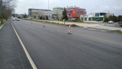 Ремонтните дейности ще продължат до 11-ти юни. Снимка Община Бургас