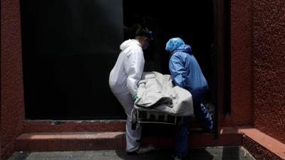 Рекорден брой смъртни случаи на заразени с COVID - 19 отчетоха в Мексико и Бразилия. Снимка vallartadaly