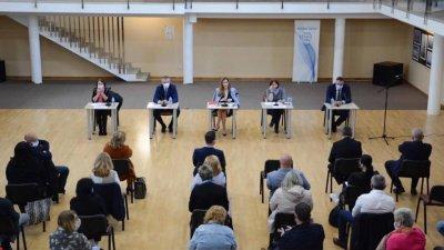 Работната среща събра всички заинтересовани страни. Снимка Министерство на туризма